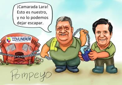 Caricatura | El secuestro de Comuneros