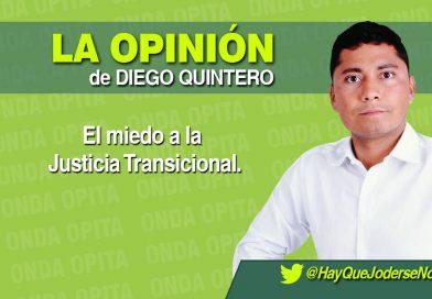 Opinión | El miedo a la Justicia Transicional.
