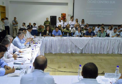 OCAD adjudicó $363.000 millones a 5 departamentos del centro y sur del país.