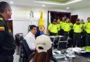 25 Policías con funciones de tránsito, llegan a Neiva por un año.