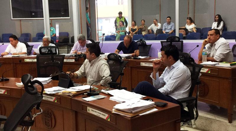 Nueve proyectos fueron aprobados por el Concejo de Neiva en sesiones extras.
