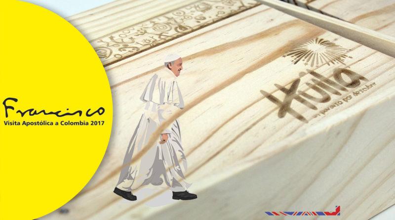 Papa Francisco recibirá obsequio con muestras de origen Huila.