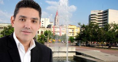 Jaime Luis Lacouture regresa al Huila a hacer equipo en su aspiración al Senado.