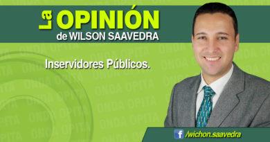 OPINIÓN | Inservidores Públicos.
