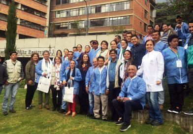 Cultivadores de pasifloras del Huila, reciben formación científica por la U. Javieriana