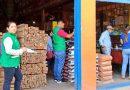 Autoridades ambientales de frente contra el tráfico ilegal de madera en el Huila.