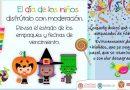 Recomendaciones a padres en celebración de Día de los Niños