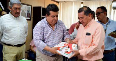 Radicado presupuesto del departamento del Huila para 2019.