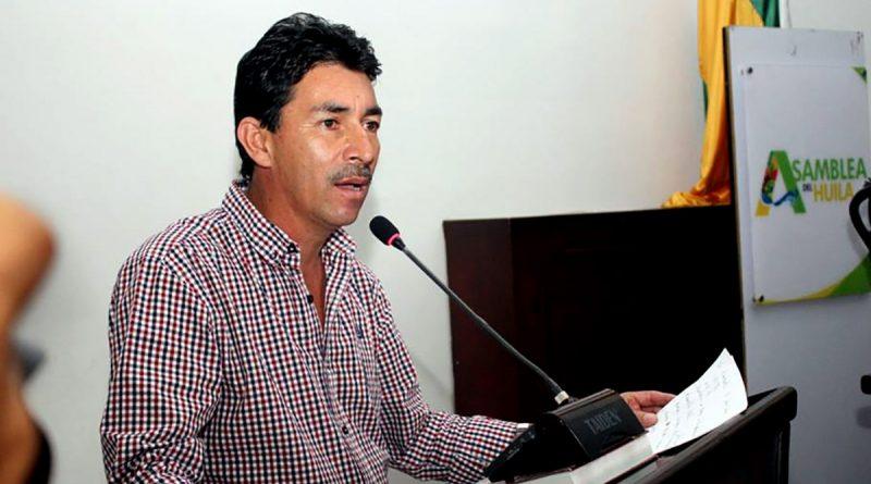 Asamblea del Huila eligió su presidente para el 2019.