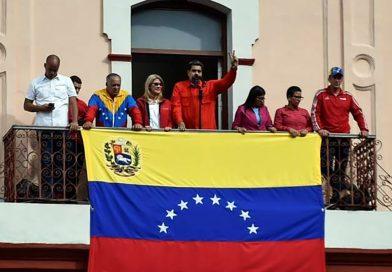 Maduro da 72 horas a diplomacia estadounidense para que abandonen Venezuela.