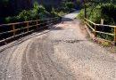 Puente que comunica Palermo con Santa María, sin fecha de rehabilitación.