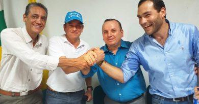 Faiver Hoyos mostró sus 'cartas electorales'