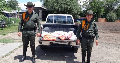 ¡Ojo con lo que come! Policía incautó carne irregular en Neiva