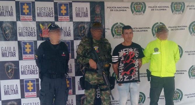 Capturado hombre que atacó con arma blanca a ciudadano en Neiva