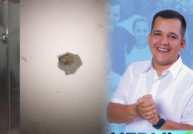 Hombres armados disparan contra casa de candidato en Caquetá