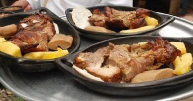 Concurso de cocina en el marco del Festival Cultural Laboyano