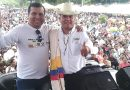 Este domingo, cierre de campaña de Johan Fabián Puentes