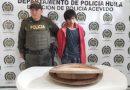 Capturado por robar tapa de alcantarillado en Acevedo