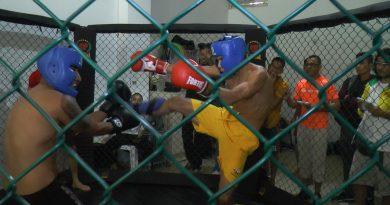 Primer campeonato regional de artes marciales en Neiva