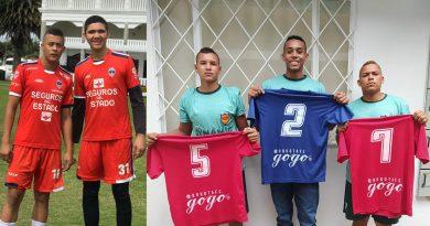 ¡Talento sí hay! Cinco laboyanos fueron fichados por Fortaleza CEIF y Bogotá FC