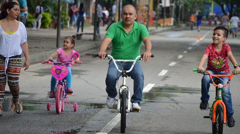 Vuelven las ciclovías recreativas en Neiva