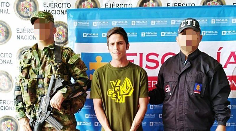 Capturado y condenado por hurto calificado a más de un año de prisión