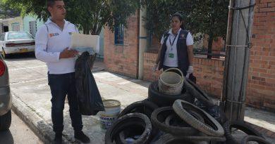 """En Pitalito le hacen cacería a los focos de """"Aedes Aegypti"""""""