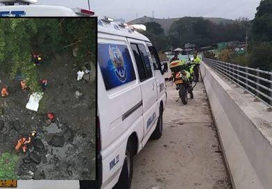 Joven se suicidó en el puente de la variante en Ibagué
