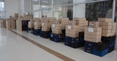 Recolectores de café de Neiva y Algeciras recibieron kit de higiene para frenar al Covid-19