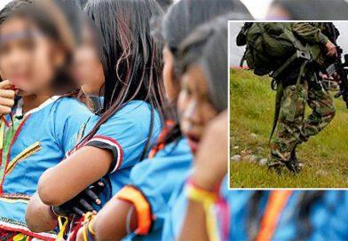 Denuncian otro caso de violación a niña indígena por soldados