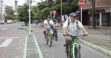 """""""La bicicleta como medio de transporte, debe ser política pública"""": Serna"""
