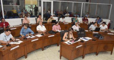 Concejales ausentes no recibirán pago