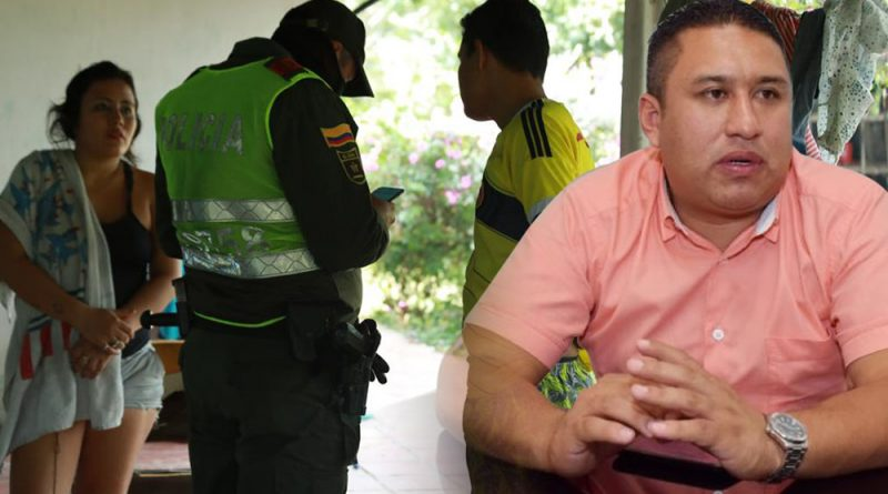 Exalcalde de Villavieja multado por beber licor en Neiva