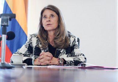 Martha Lucía Ramírez dio positivo para Covid-19