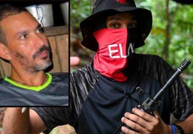 'Uriel', jefe del ELN en el Chocó, muere en operación militar