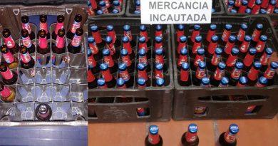 ¡El Colmo! Vendían cerveza en botellas de Pony Malta en plena Ley Seca