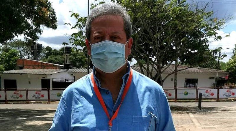 Gobernador del Huila, hospitalizado de urgencia en Villavicencio
