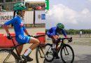 Victoria Quesada, fue quinta en interclubes de ciclismo en Cali