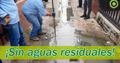 Se soluciona problema de aguas residuales en Timanco