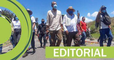 EDITORIAL | Primero el bienestar de su pueblo: Gorky 'el Comunero'