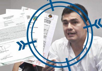 Se enreda el futuro político del concejal Germán Casagua