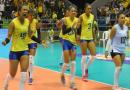 Voleibol femenino clasificó al mundial