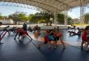 Huila en el campeonato nacional de Lucha