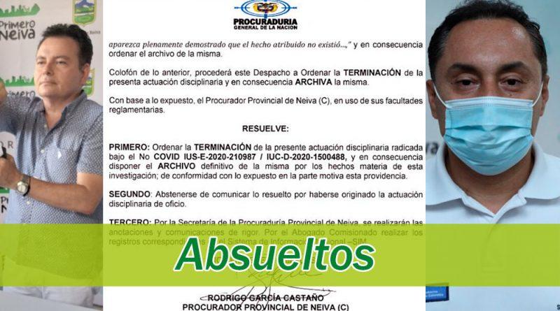 Funcionarios de la Alcaldía absueltos por presuntos sobrecostos de mercados