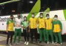 Equipo de taekwondo opita sumó puntos.