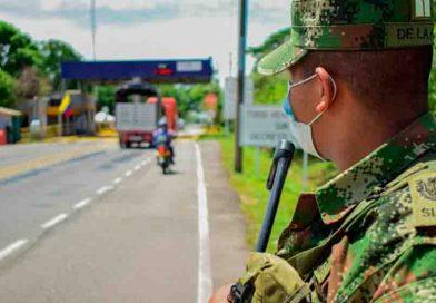 Fuerza Pública tiene la orden de levantar bloqueos.