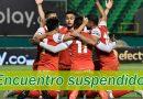 Suspendido partido de Santa Fe vs. River Plate