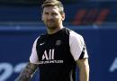 Messi sufre lesión