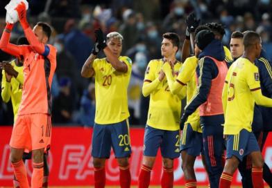 Colombia no pudo ganarle a Ecuador